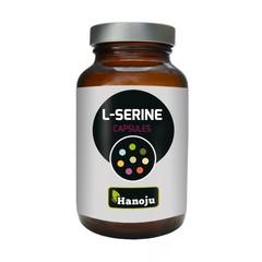 Hanoju L-serine 500 mg (90 capsules)