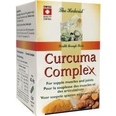 Herborist Curcuma complex (120 capsules)