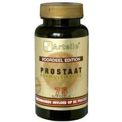 Artelle Prostaat formule forte (75 capsules)