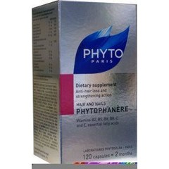 Phyto Paris Phytophanere (120 capsules)