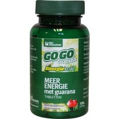 RIO Gogo guarana (100 tabletten)