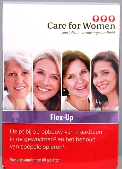 Care For Women Flex-up (60 tabletten)