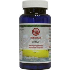 Nagel Radical care active (60 vcaps)