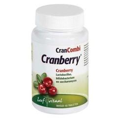 Leef Vitaal Cranberry extra forte (60 tabletten)