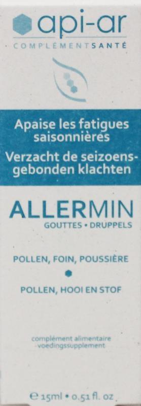 Api Ar Api Ar Allermin druppels (15 ml)
