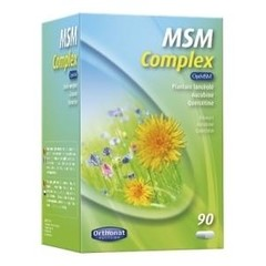 Orthonat MSM complex (90 capsules)