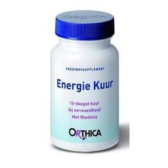 Orthica Energie kuur (30 tabletten)
