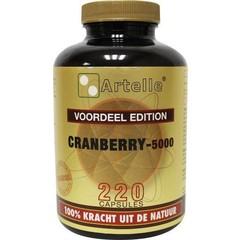 Artelle Cranberry 5000 (220 capsules)