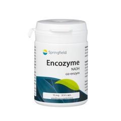 Springfield Encozyme NADH 10 mg (30 capsules)
