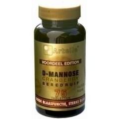 Artelle D-Mannose cranberry beredruif (75 tabletten)