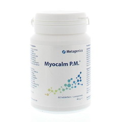 Metagenics Myocalm PM (60 tabletten)