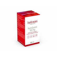 Nutrisan Nutriquinol 50 mg (60 softgels)
