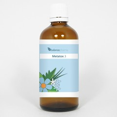 Balance Pharma Metatox ontwenning I gluco 003 (100 ml)