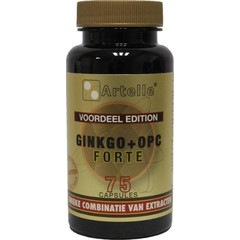Artelle Ginkgo & OPC forte (75 capsules)