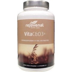 Rejuvenal Vitac & D3 (500 tabletten)