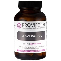 Proviform Resveratrol 150 mg (60 vcaps)