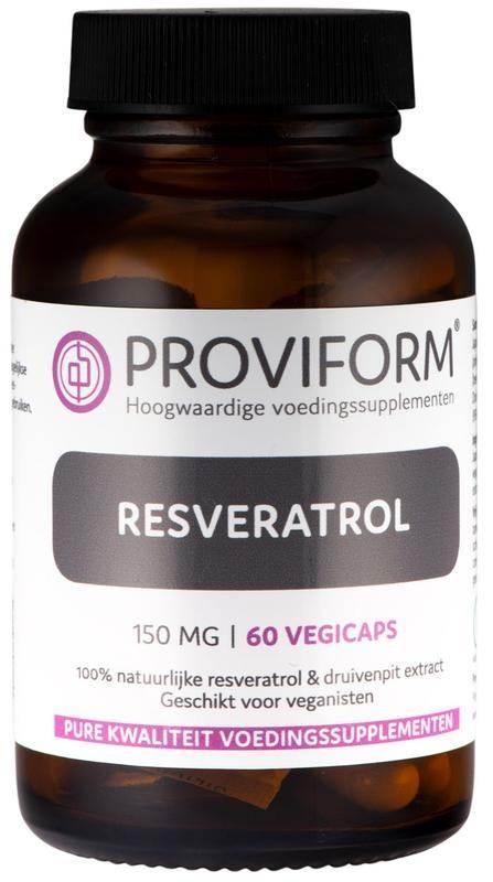 Proviform Proviform Resveratrol 150 mg (60 vcaps)