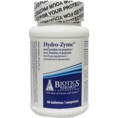 Biotics Hydrozyme (90 tabletten)