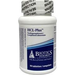 Biotics HCL plus (90 tabletten)