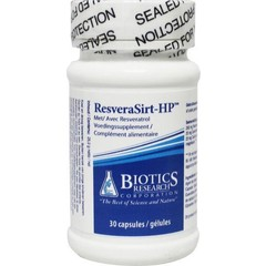 Biotics Resverasirt-hp (30 capsules)