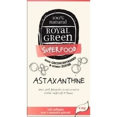 Royal Green Astaxanthine (120 softgels)