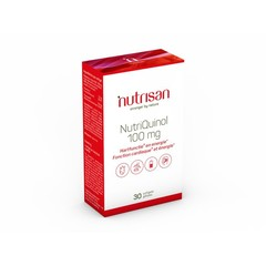 Nutrisan Nutriquinol 100 mg (30 softgels)