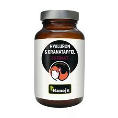 Hanoju Hyaluronzuur granaatappel extract (90 vcaps)