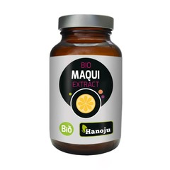 Hanoju Bio maqui extract pet flacon (100 gram)