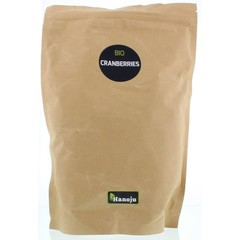 Hanoju Bio cranberries paper bag (1 kilogram)