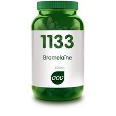 AOV 1133 Bromelaine 600 mg (30 vcaps)