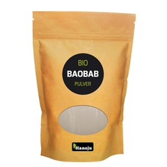 Hanoju Bio baobab poeder paperbag (1 kilogram)
