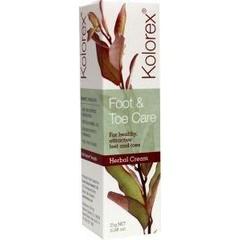 Kolorex Foot & toe cream (25 gram)