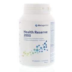 Metagenics Health reserve 2000 (90 tabletten)
