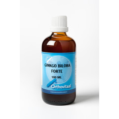 Orthovitaal Ginkgo biloba forte (100 ml)