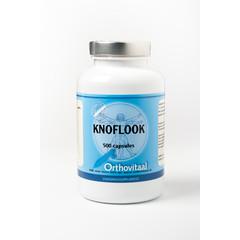 Orthovitaal Knoflook (500 capsules)