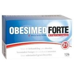 Obesimed forte (126 capsules)
