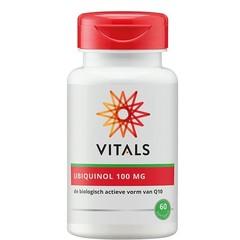 Vitals Ubiquinol 100 mg (60 capsules)