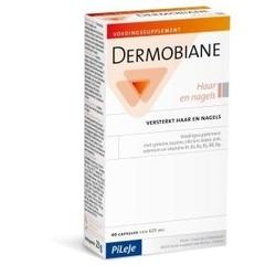 Pileje Dermobiane haar nagels (40 softgels)