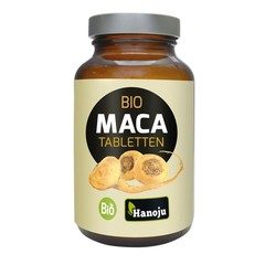 Hanoju Bio maca premium 500 mg pet flacon (300 tabletten)