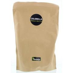 Hanoju Chlorella premium 400 mg paper bag (2500 stuks)