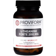 Proviform L-Theanine forte 200 mg (60 vcaps)