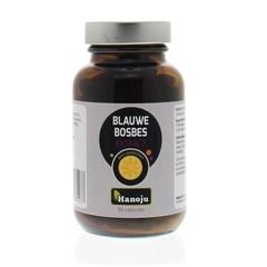 Hanoju Blauwe bosbes extract 200 mg (90 vcaps)