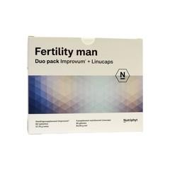 Nutriphyt Fertility man duo 2 x 60 capsules (120 capsules)
