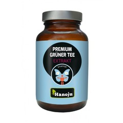 Hanoju Groene thee extract 400 mg (90 vcaps)
