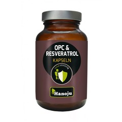 Hanoju OPC resveratrol camu camu (60 vcaps)
