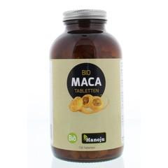 Hanoju Bio maca premium 4:1 extract 500 mg (720 tabletten)