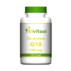 Elvitaal Co-enzym Q10 100 mg (150 vcaps)