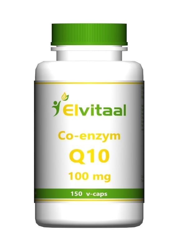 Elvitaal Elvitaal Co-enzym Q10 100 mg (150 vcaps)