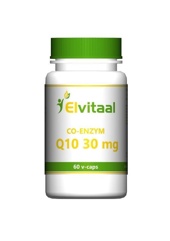 Elvitaal Elvitaal Co-enzym Q10 30 mg (60 vcaps)