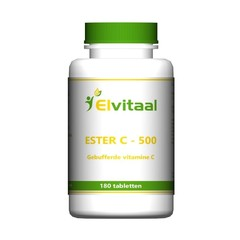 Elvitaal Ester C500 (180 tabletten)
